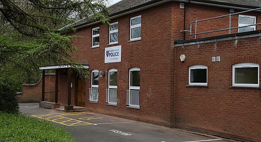 Ascot Police Station