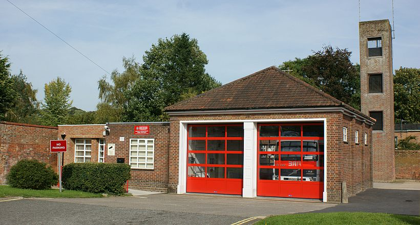 Great Missenden Fire Station